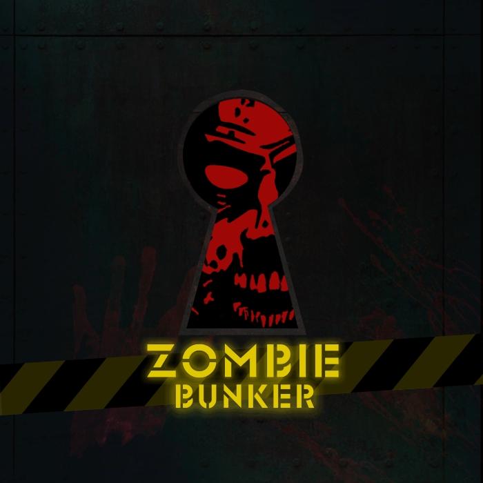 Zombie Bunker – pabėgimo kambarys